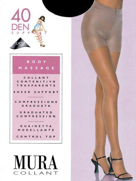 Pėdkelnės MURA Body massage 40-100 den