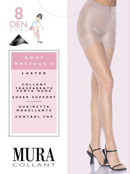 Pėdkelnės MURA Body massage 8-100 den