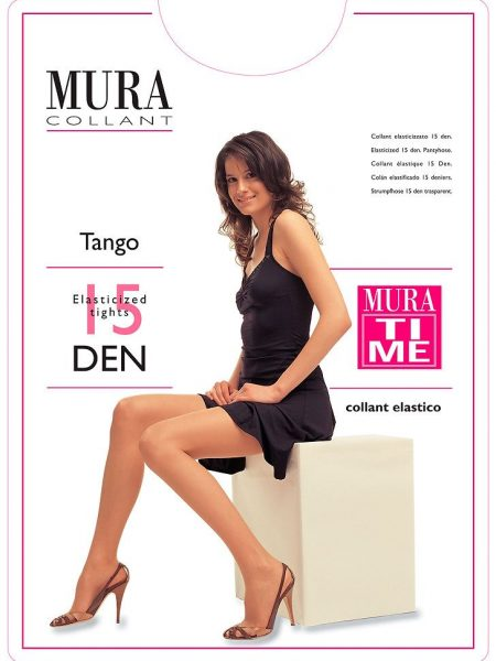 Pėdkelnės MURA Tango 15 den