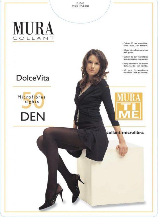 Pėdkelnės MURA Dolce vita 50 den