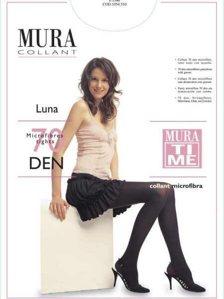 Pėdkelnės MURA Luna 70 den