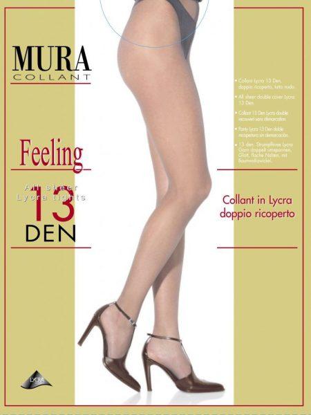 Pėdkelnės MURA Feeling 13 den