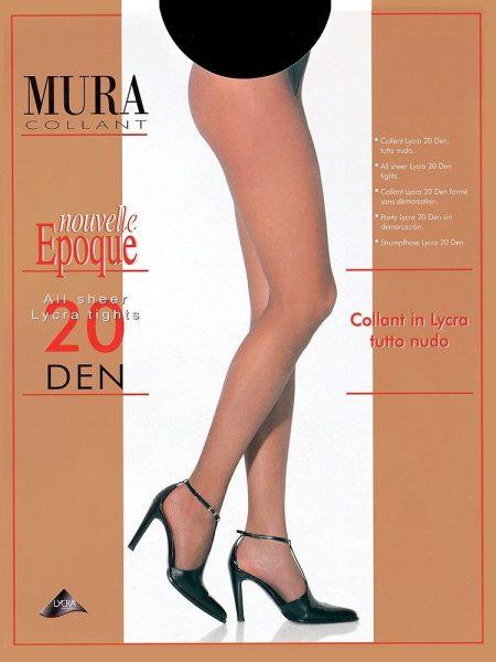 Pėdkelnės MURA Nouvelle epoque 20den