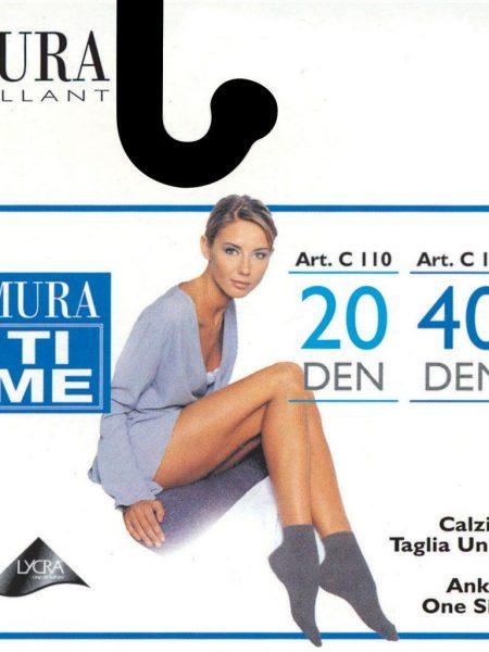 Kojinaitės MURA Calzino Velato