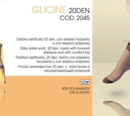 Kojinaitės BELLAFONTE Glicine 20den