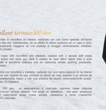 Pėdkelnės ROYAL BELLAFONTE Termico 300 den
