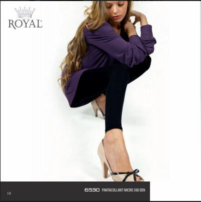 Tamprės 300 den Royal BELLAFONTE Leggins